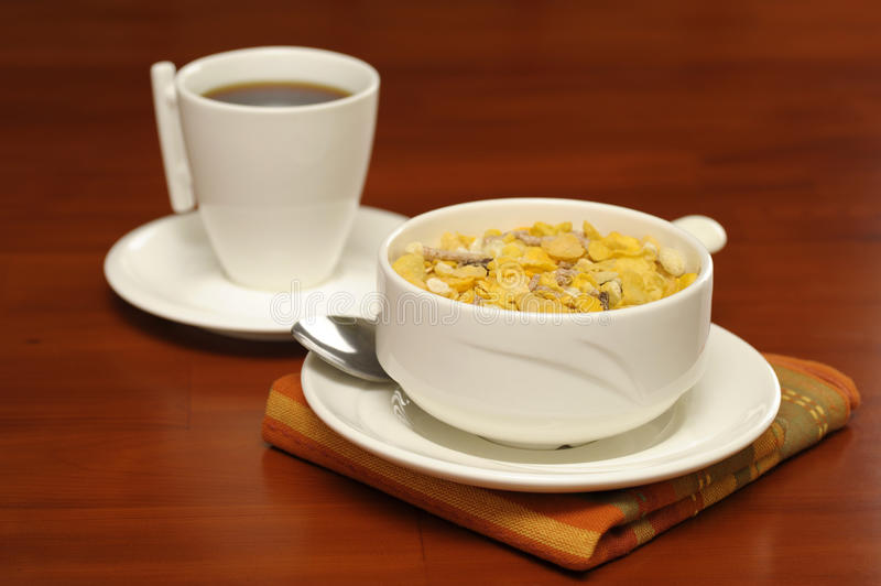 Download Breakfast Cereal stock image. Image of food, nutritious - 27061925