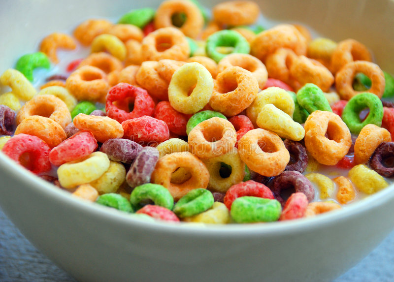 Download Breakfast cereal stock photo. Image of protein, flavour - 3201320