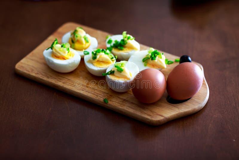 Breakfast composition stock photo