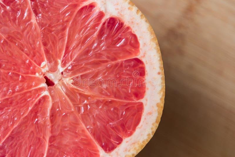 Breakfast Grapefruit Serving royalty free stock photos