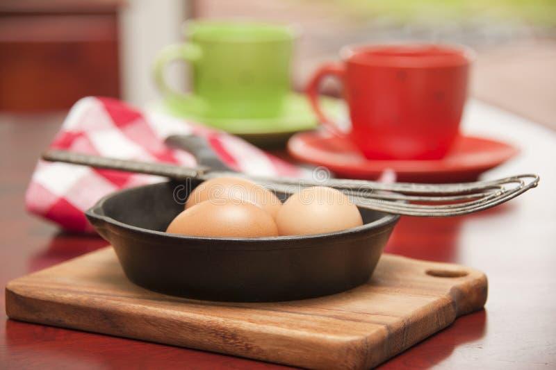 Breakfast Ingredients Stock Images