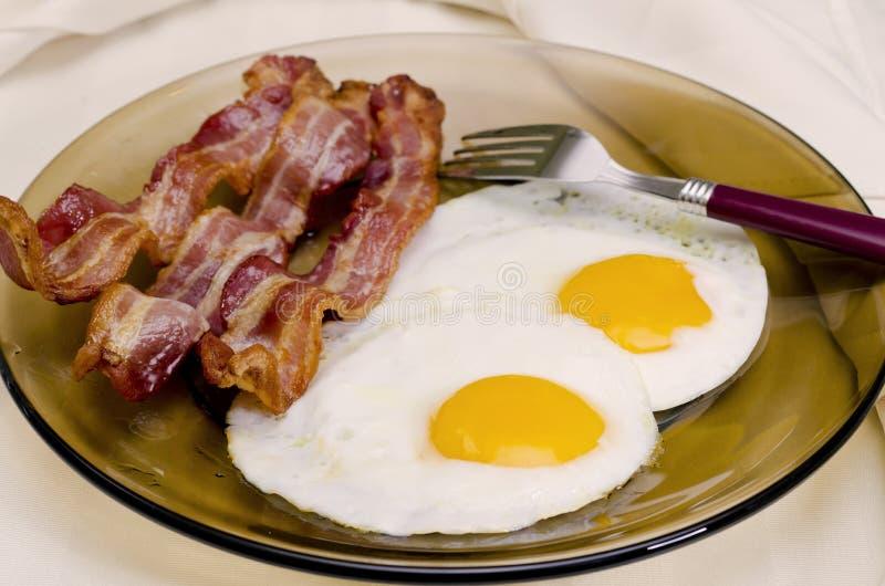 Download Breakfast Outside stock image. Image of meat, yolk, fried - 22450365
