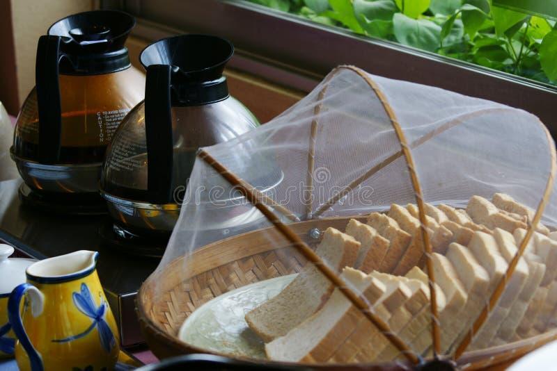 Download Breakfast set stock image. Image of light, milk, bread - 10800333