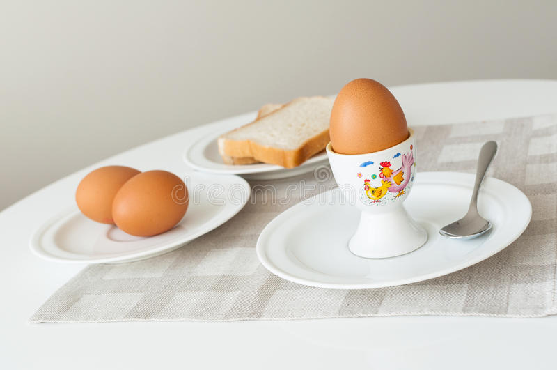 Download Breakfast table stock image. Image of natural, easter - 29061819