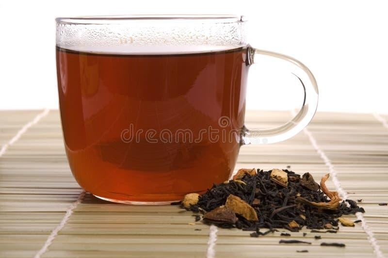 Breakfast tea royalty free stock photo
