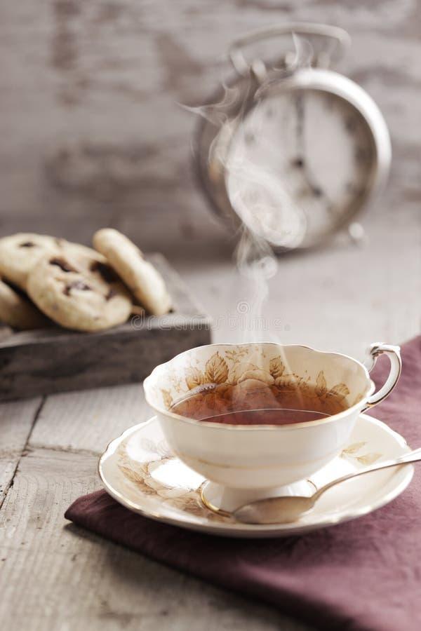 Download Breakfast Time stock image. Image of food, cookies, green - 28420239