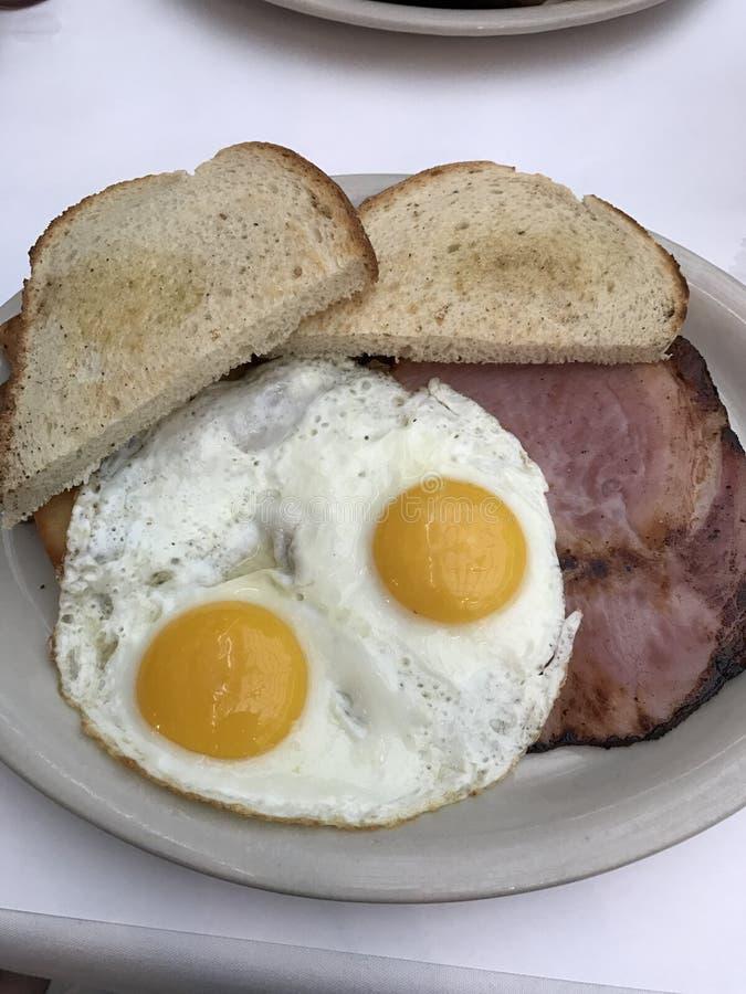 breakfasts fotografie stock