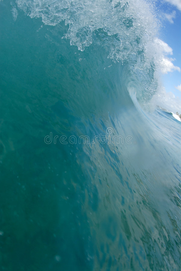 Free Breaking Wave Royalty Free Stock Photo - 1625445