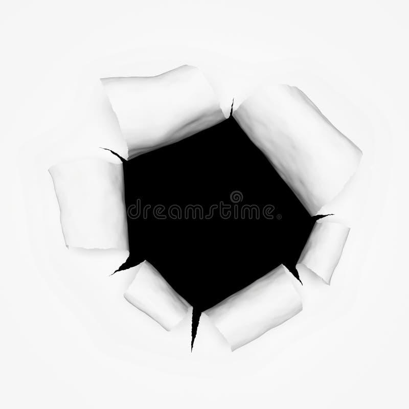 Break Through Paper