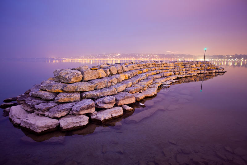 Download Breakwater Royalty Free Stock Photography - Image: 19307437