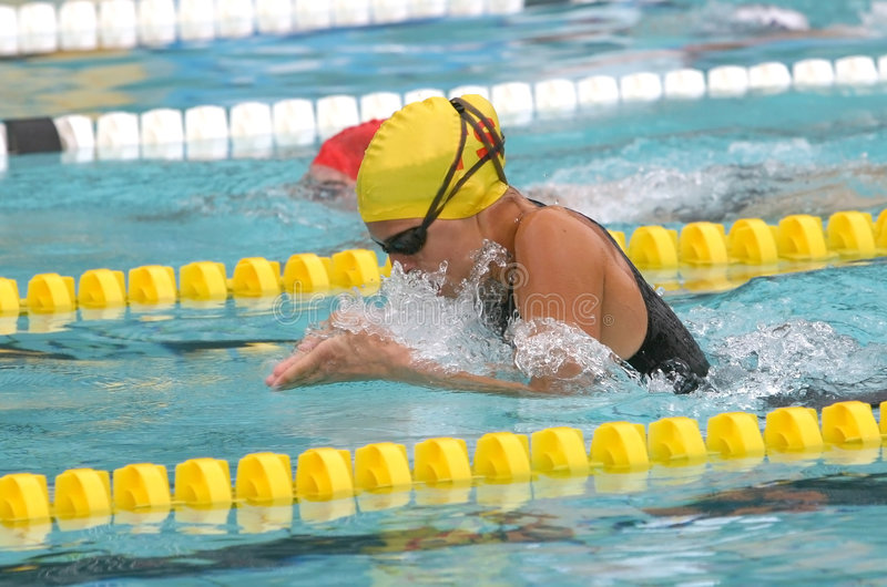 Download Breast stroke2 stock photo. Image of breast, event, water - 792056