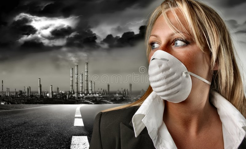 Download Breathe stock photo. Image of ecology, production, girl - 6482480