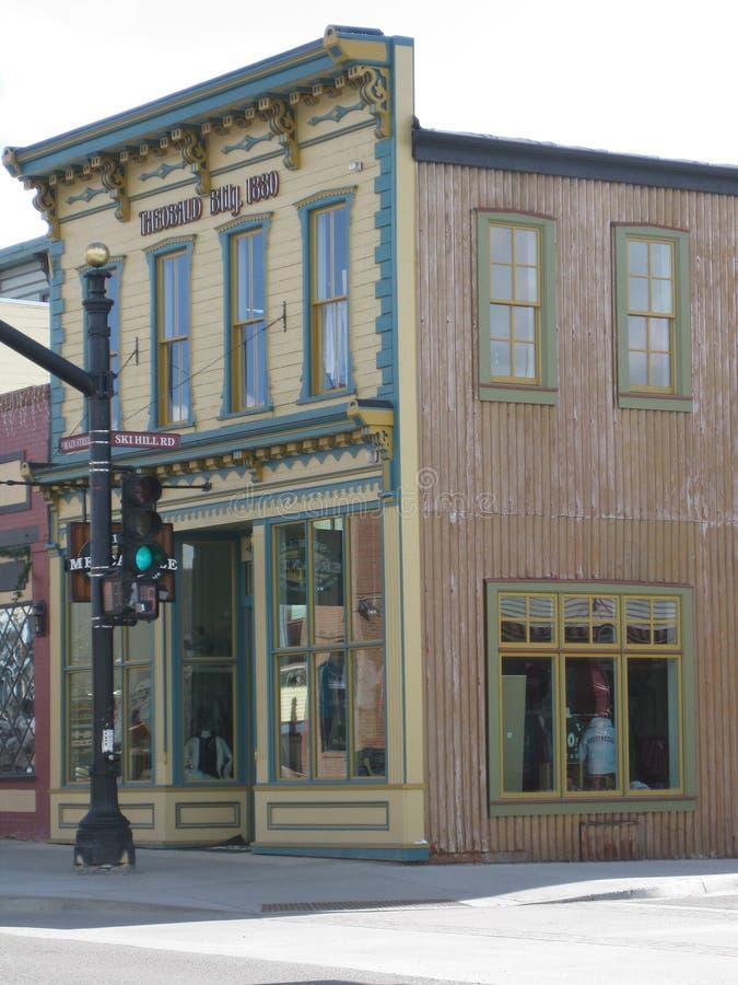 Breckenridge ,Colorado stock image