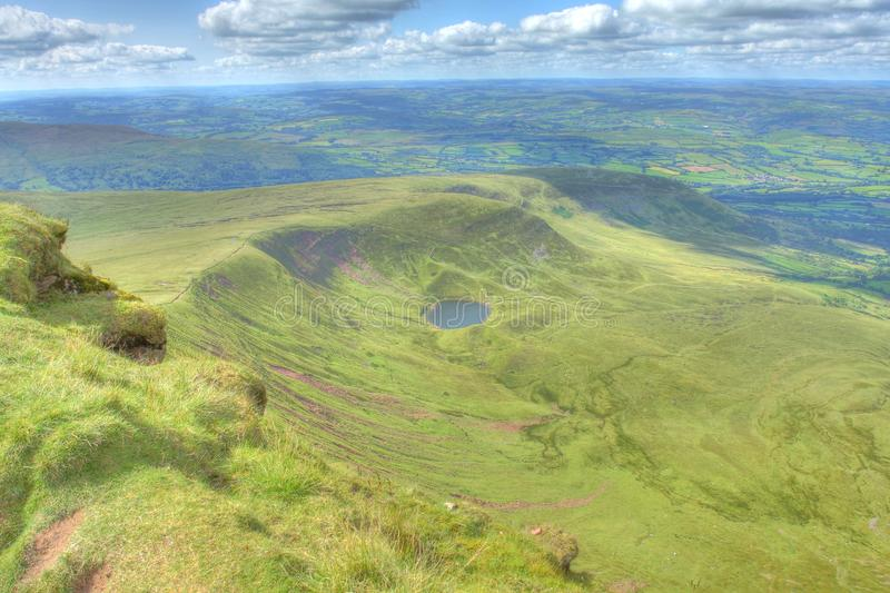 Download Brecon Beacons National Park Royalty Free Stock Photography - Image: 20462207