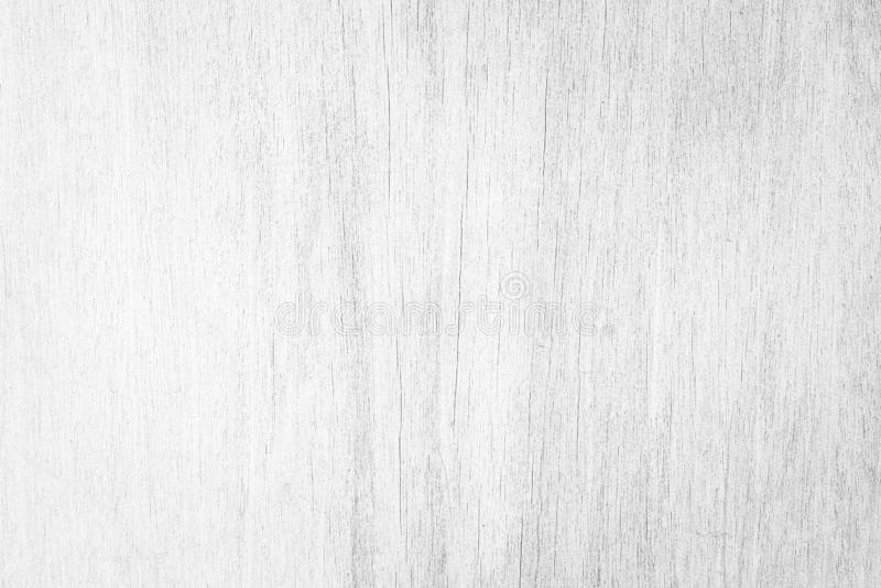 Bred bästa sikt för tabell av trätextur i vit ljus panorama- bakgrund Bakgrund för björk för golv för rent korn för panoramagrå f royaltyfria bilder