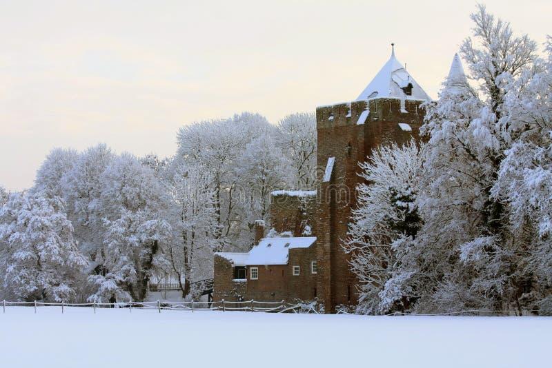 Brederode Castle - Santpoort Holland royalty free stock photos