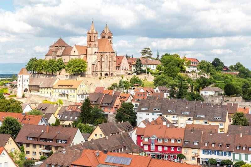 Breisach Allemagne image stock