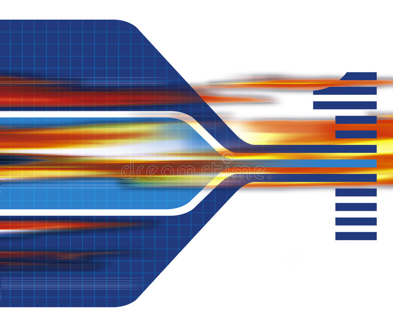 Breitband stock abbildung