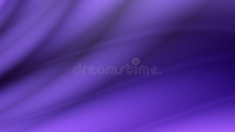 Breite purpurrote Auslegung vektor abbildung
