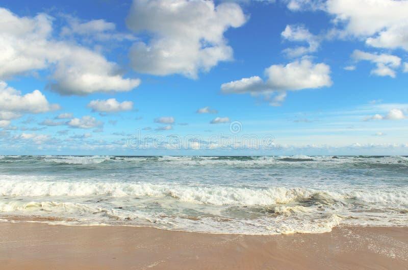 Breiter Ozean stockfoto