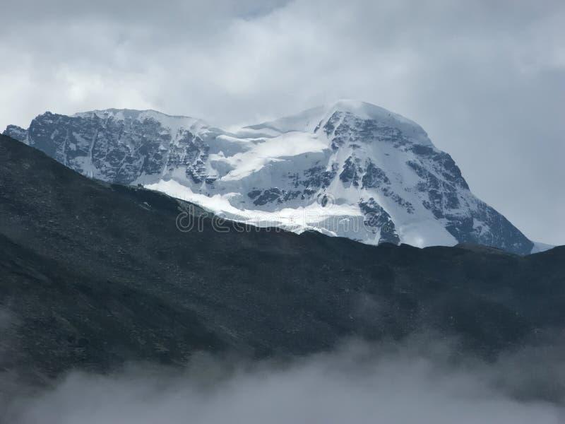 Download The Breithorn summit. stock photo. Image of switzerland - 17480110
