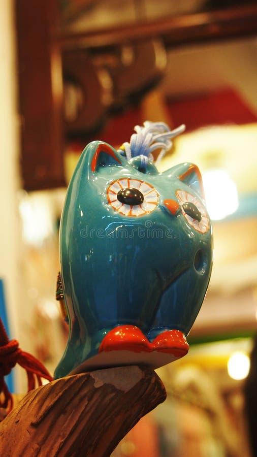 Brejo Taiwan de Owl Flute Jiu foto de stock