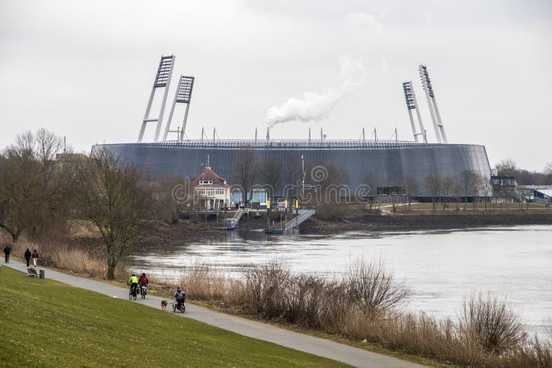 Bremen, Deutschland stockfotografie