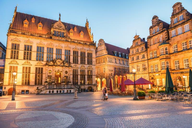 Bremen, Germany royalty free stock photo