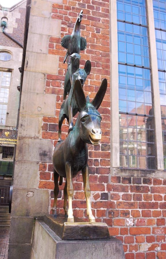 Bremen - Grodzcy muzycy - II - zdjęcie royalty free