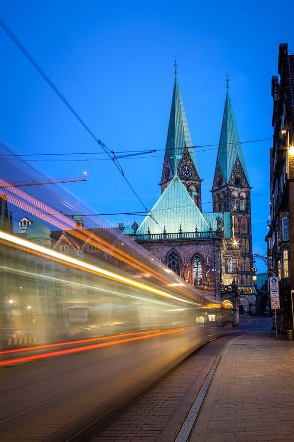 Bremen Niemcy obraz stock