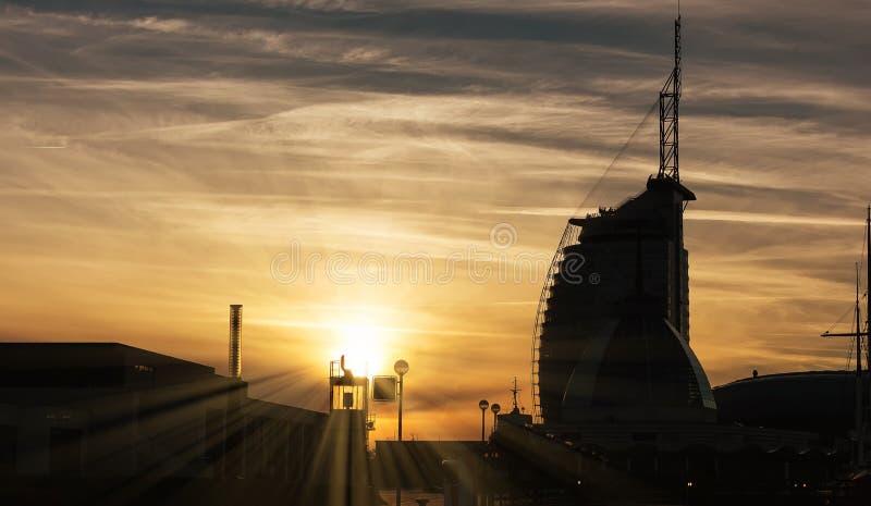 Bremerhaven στοκ φωτογραφία