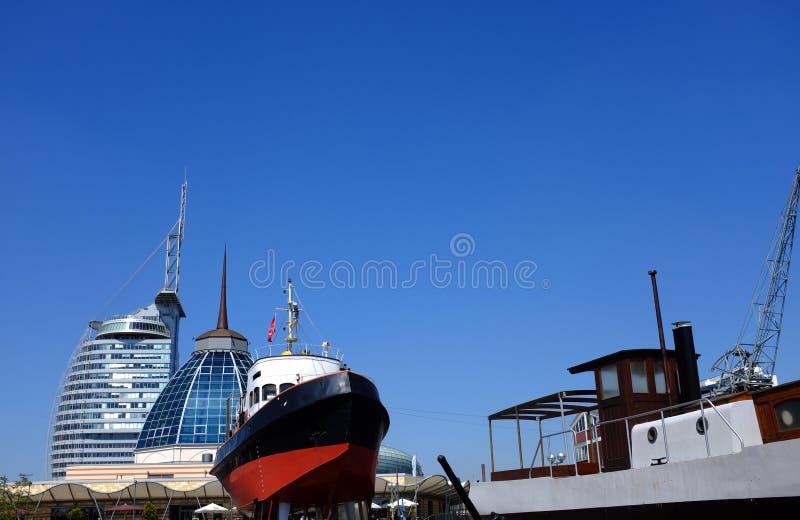 Bremerhaven στοκ εικόνες με δικαίωμα ελεύθερης χρήσης