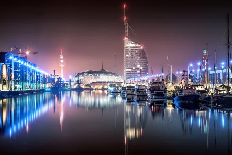 Bremerhaven, Niemcy obrazy stock