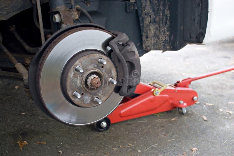 Bremsen-Rotor lizenzfreie stockfotos