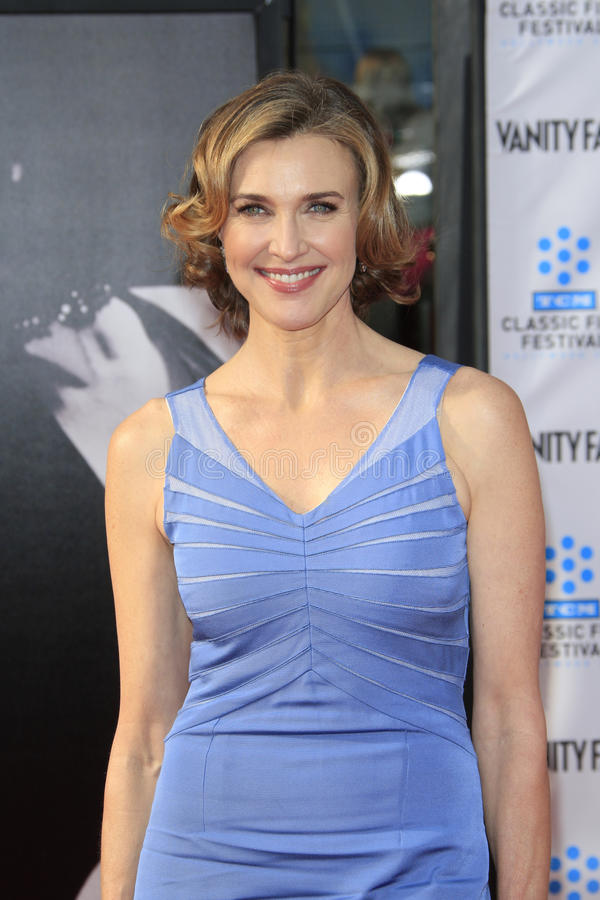 Download Brenda Strong editorial stock image. Image of april, theater - 24871169