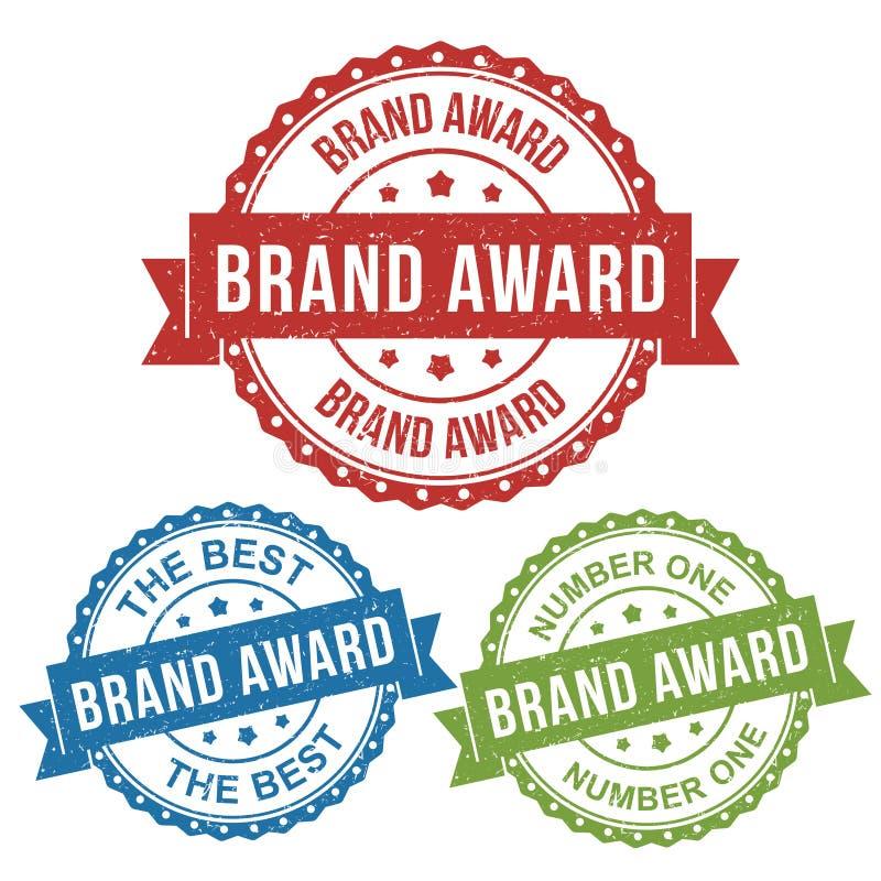 Brennen Sie Preis, das Beste, Nummer Eins, Vektorausweisaufkleber-Stempeltag für Produkt ein und vermarkten, on-line-Shop- oder N vektor abbildung