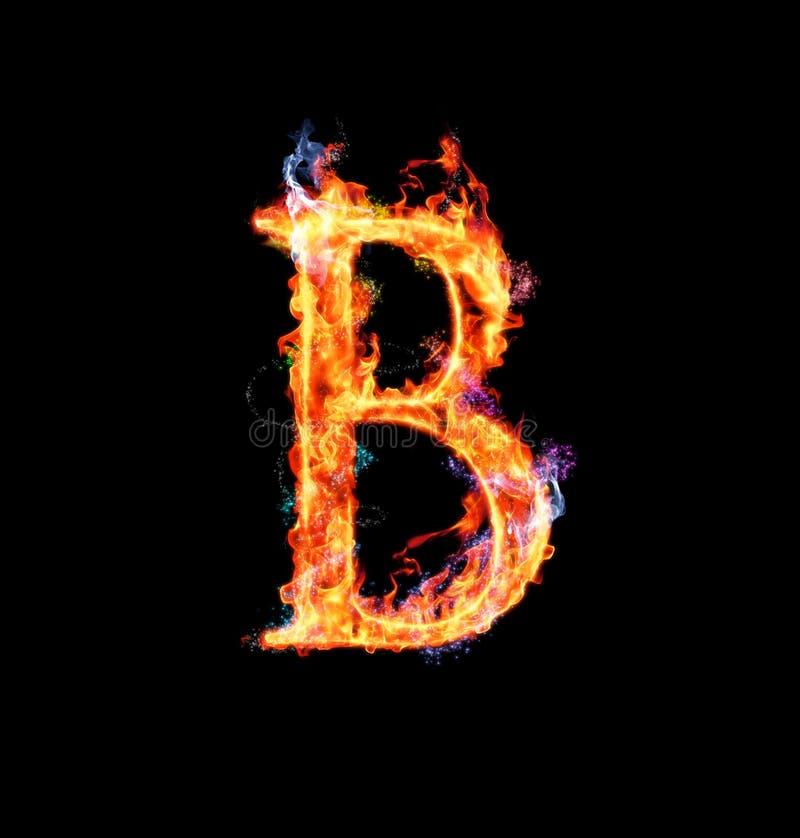 Download Brennender Magischer Schrifttyp - B Stock Abbildung - Illustration von maschinenschriftsatz, alphabet: 12203147