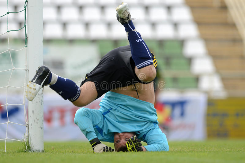 Brescia - SYFA au-dessous de le jeu de football 17 photographie stock