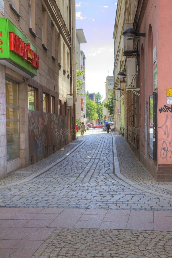 Breslau, Stadtbild lizenzfreies stockbild