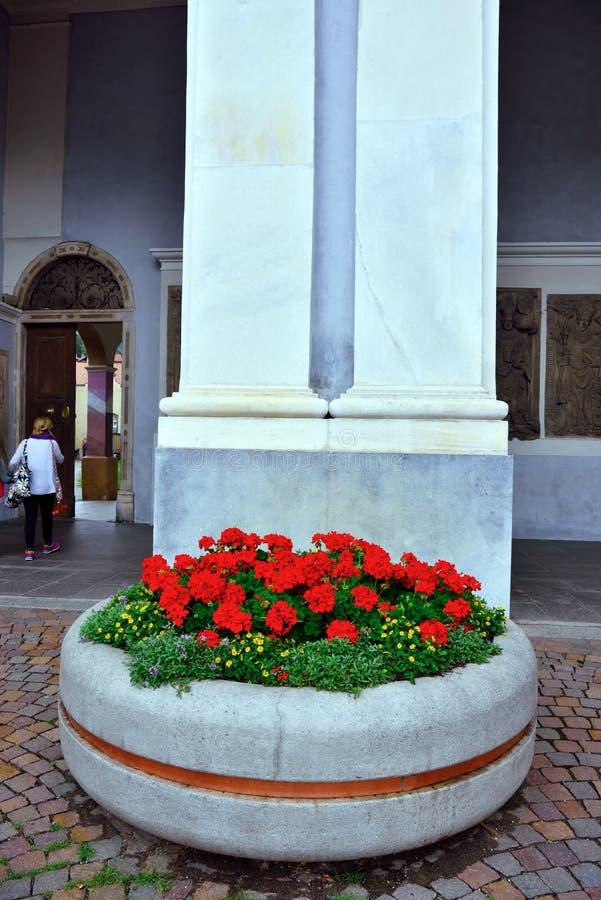 Bressanone Italia fotografía de archivo