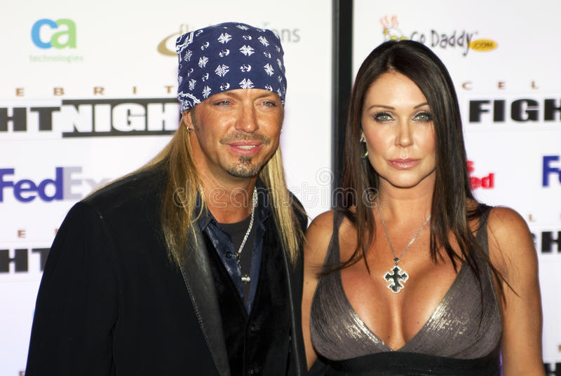 Bret Michaels stock afbeeldingen