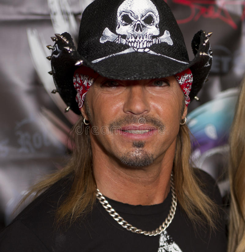 Bret Michaels Life Rocks Super Concert. Bret Michaels 1st Annual Life Rocks Super Concert & Charity Auction presented by PetSmart at the Celebrity Theatre in stock photo