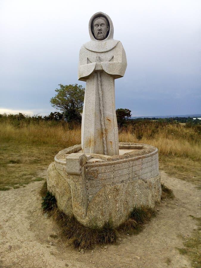Bretagne saints stock images