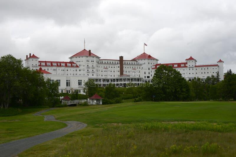 Bretton Woods dans New Hampshire images libres de droits