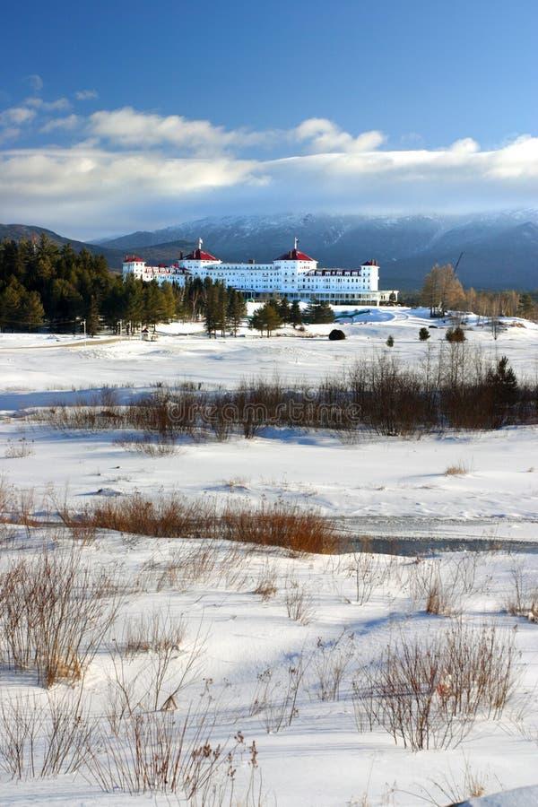 Bretton Woods, de New-Hampshire imagem de stock