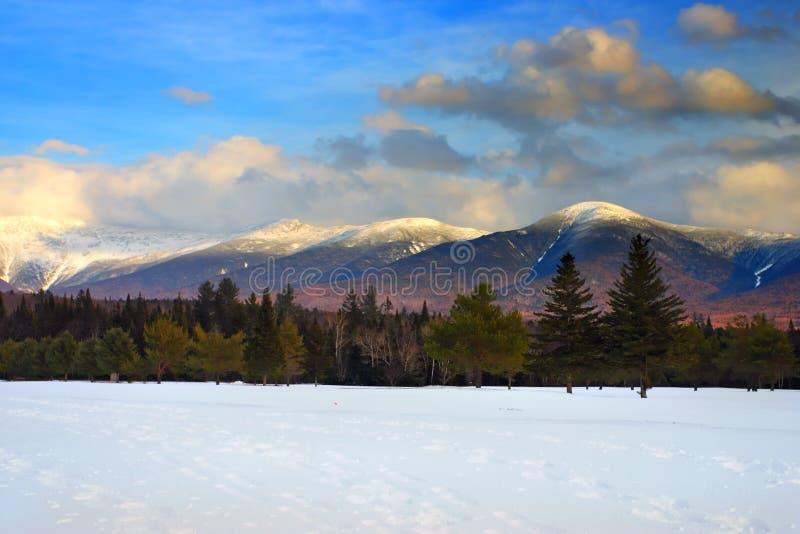 Bretton Woods, de New Hampshire fotografía de archivo