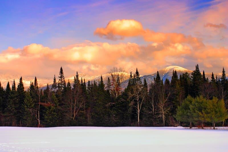 Bretton Woods, New Hampshire photo stock