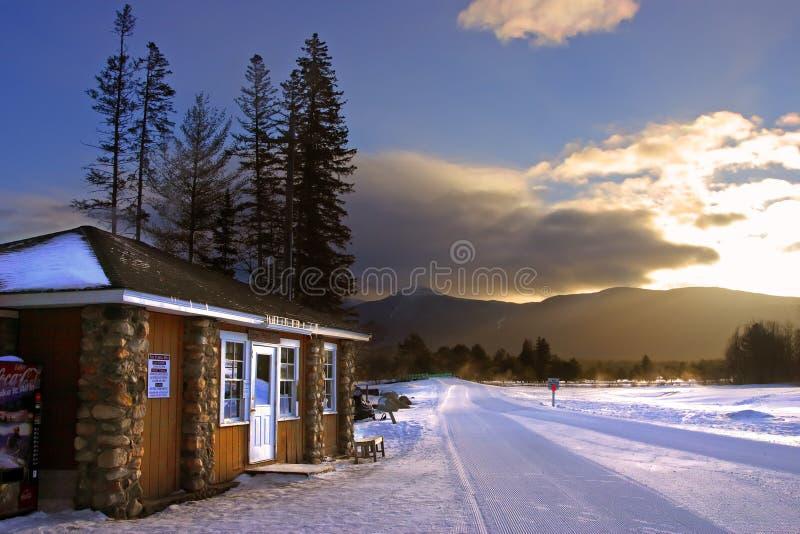 Bretton Woods, New Hampshire images libres de droits
