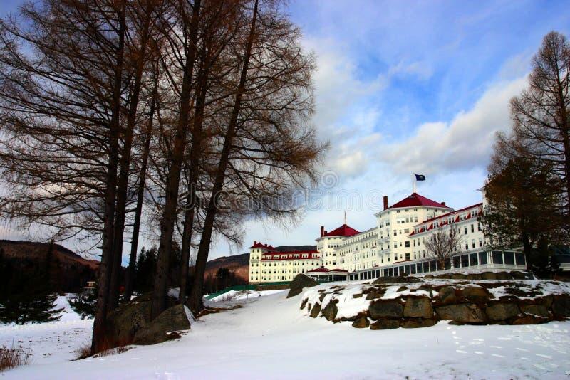 Bretton Woods, New Hampshire stock photo