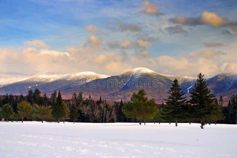 Bretton Woods, Van Newhampshire royalty-vrije stock foto's